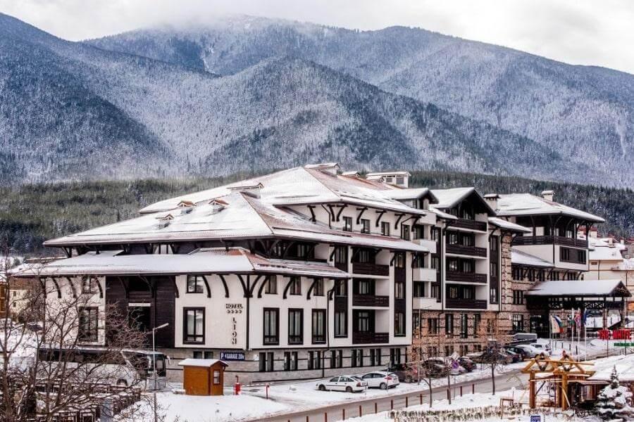 4-звездочный отель Lion (Bansko) в Банско, Болгария