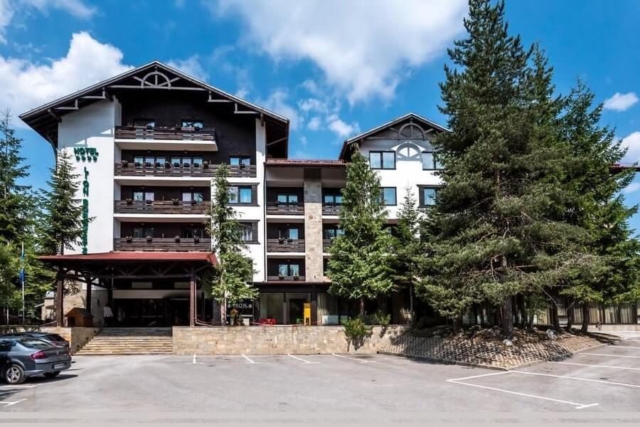 4-зведочный отель Lion (Borovets) в Болгарии