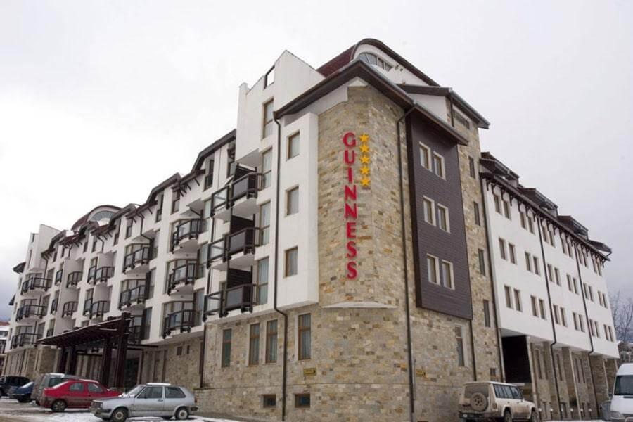 4-звездочный отель MPM Guinness в Банско, Болгария