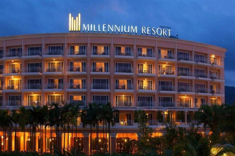 5-звездочный отель Millennium Resort Patong на Пхукете, Таиланд