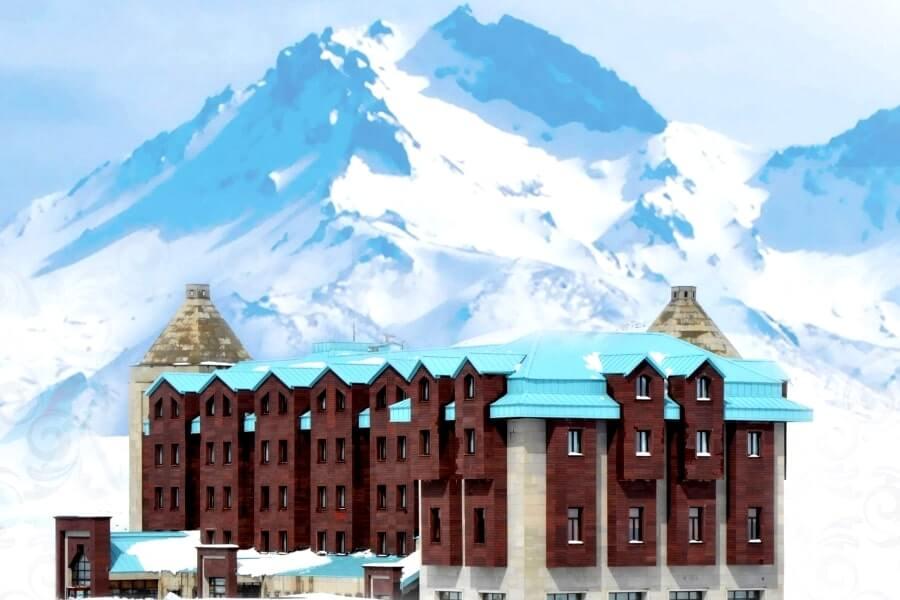 4-звездочный отель Mirada Del Lago в Турции
