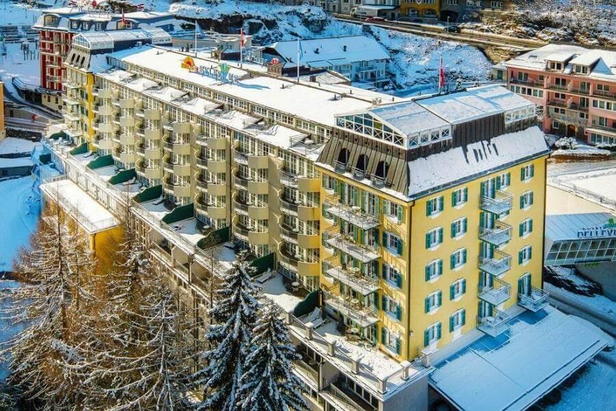 Фото 4-звездочного отеля Mondi Holiday Bellevue в Бад-Гаштайне, Австрия