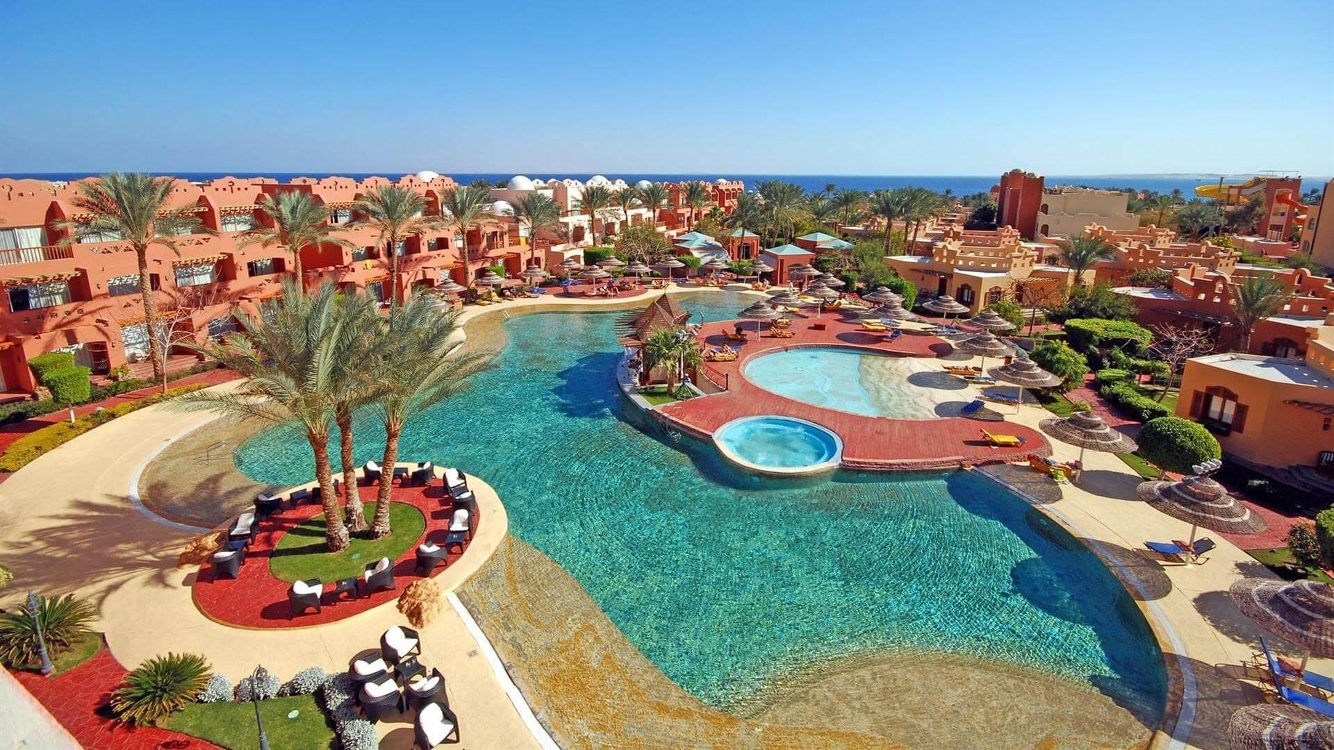 Фото отеля Nubian Village 5* в Шарме