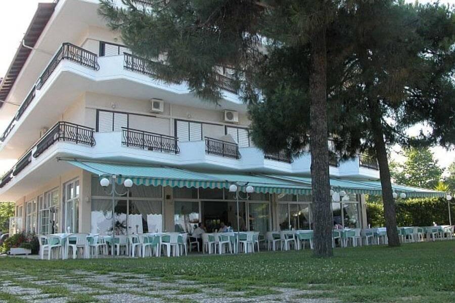 2-звездочный отель Oceana, Олимпийская Ривьера, Греция