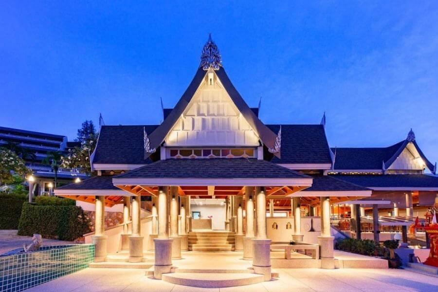 Фото 3-звездочного отеля Orchidacea Resort, Пхукет, Таиланд