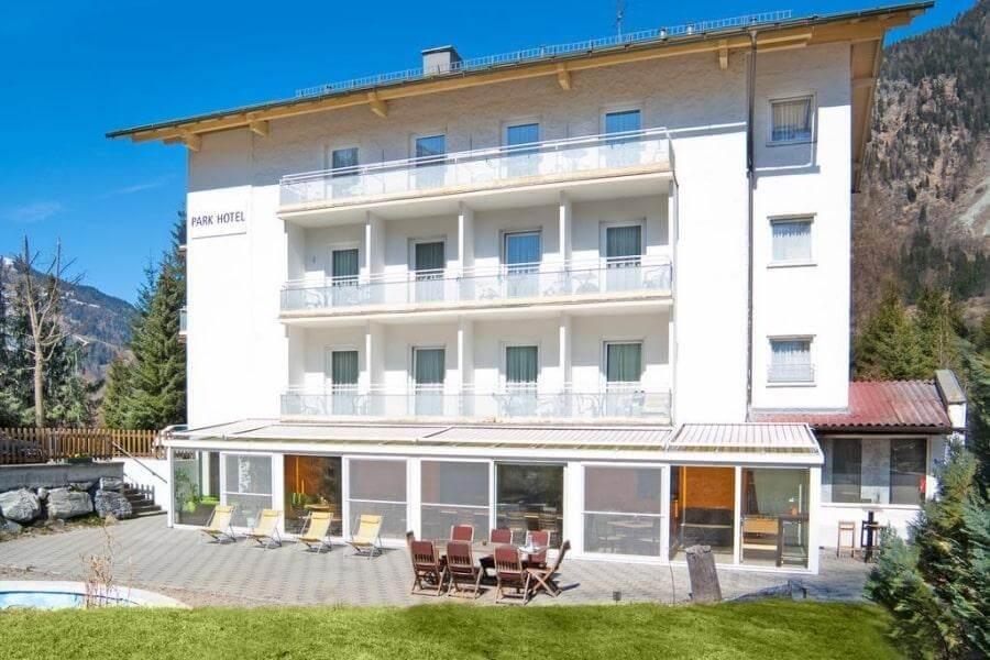 3-звездочный отель Park Hotel Gastein в Бад Гаштайне, Австрия