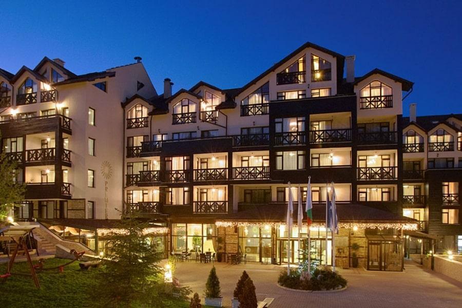 5-звездочный отель Premier Luxury Mountain Resort в Банско