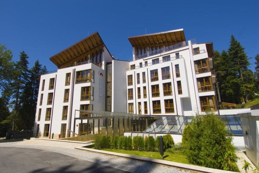 4-звездочный отель Radinas Way в Боровце, Болгария