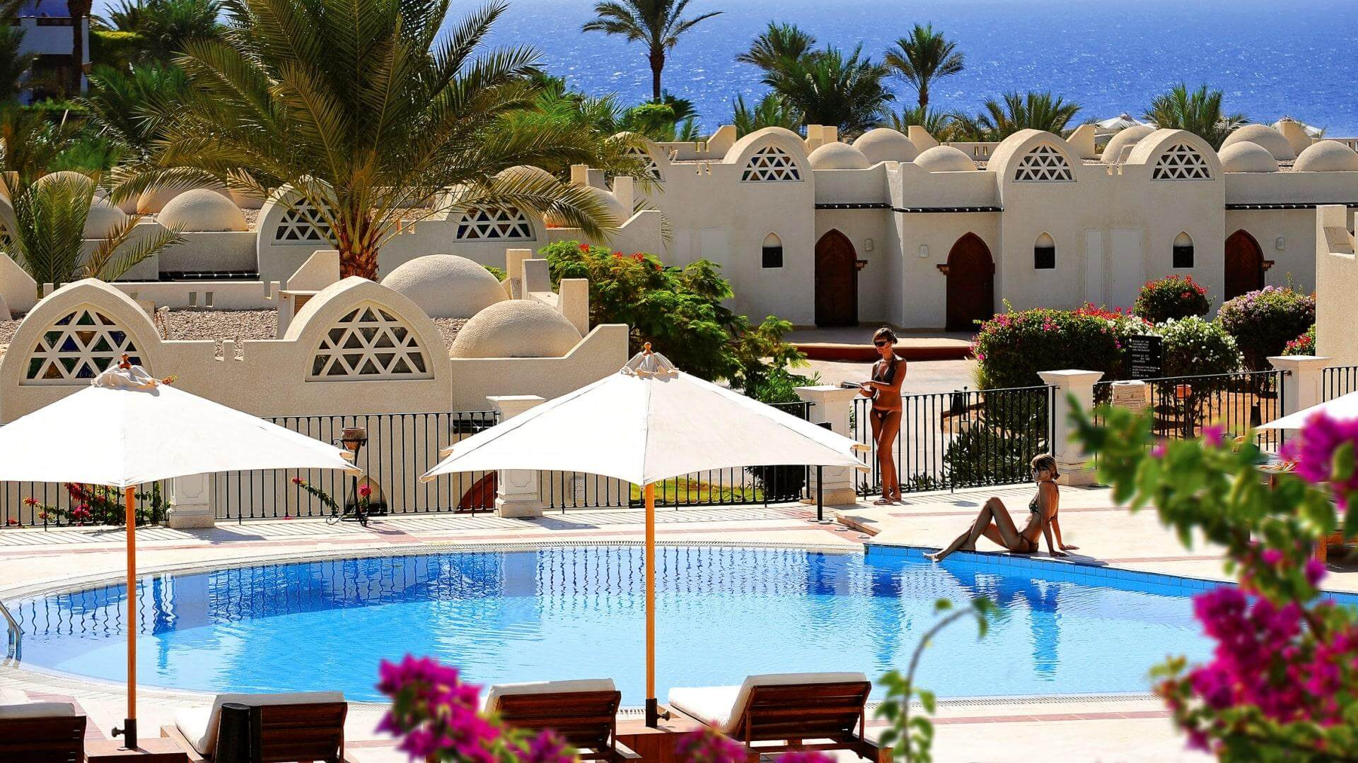 Фото отеля Reef Oasis Beach Resort 5* в Шарме