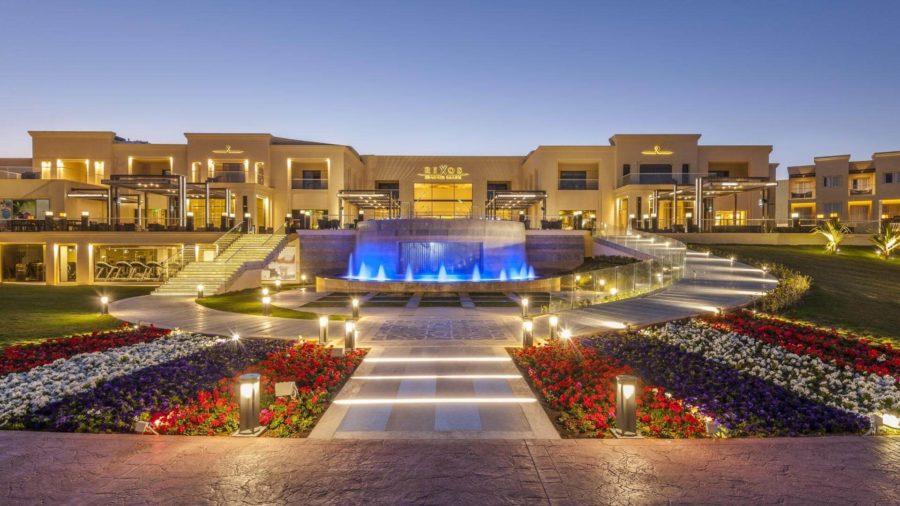 5-звездочный отель Rixos Seagate Sharm в Шарме
