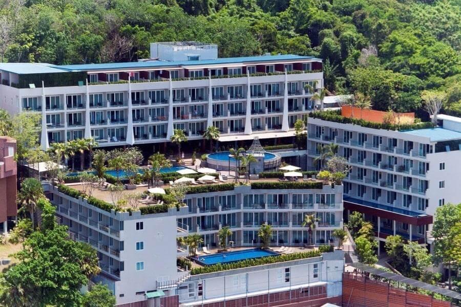 Фото 4-звездочного отеля Sea Sun Sand Resort & Spa на Пхукете, Таиланд