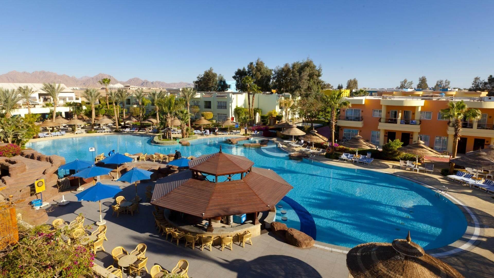 4-звездочный отель Sierra в Шарм-эль-Шейхе