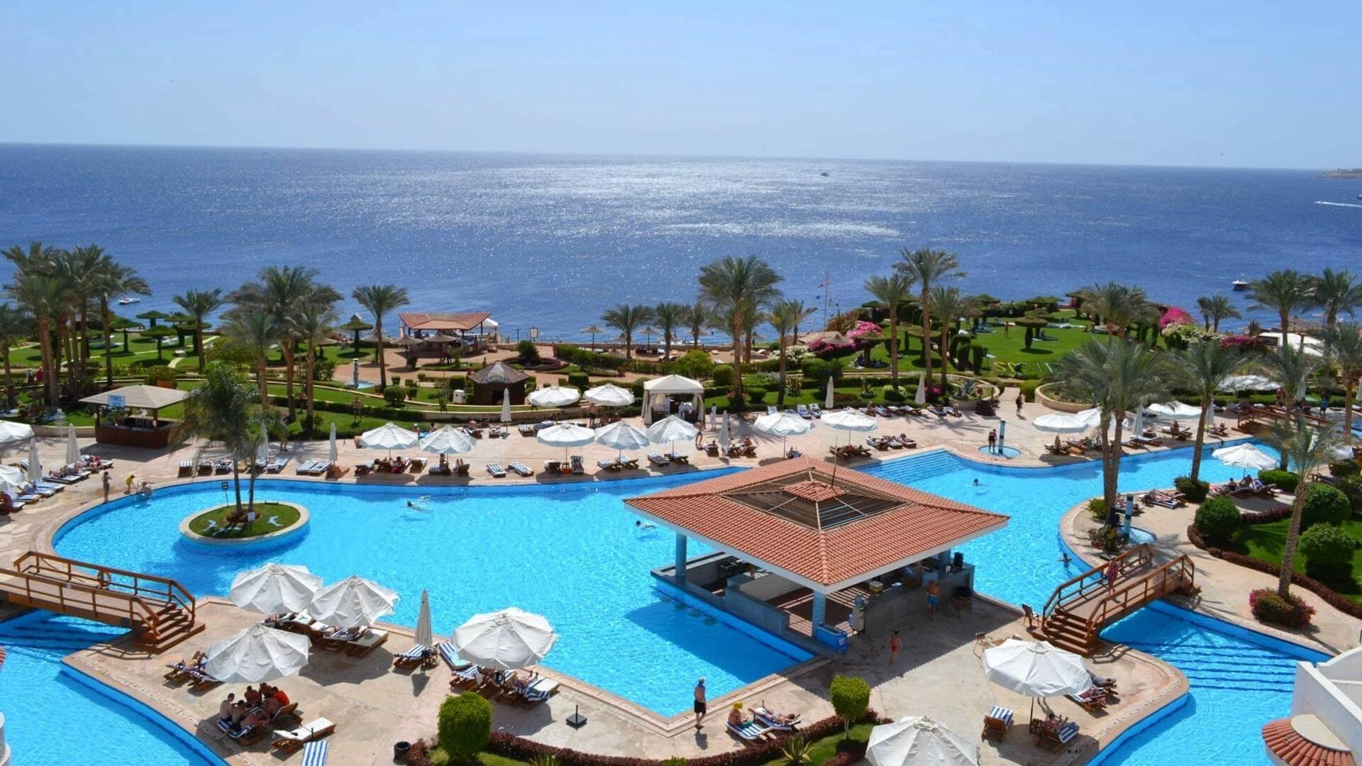 5-звездочный отель Siva Sharm в Шарм-эль-Шейхе