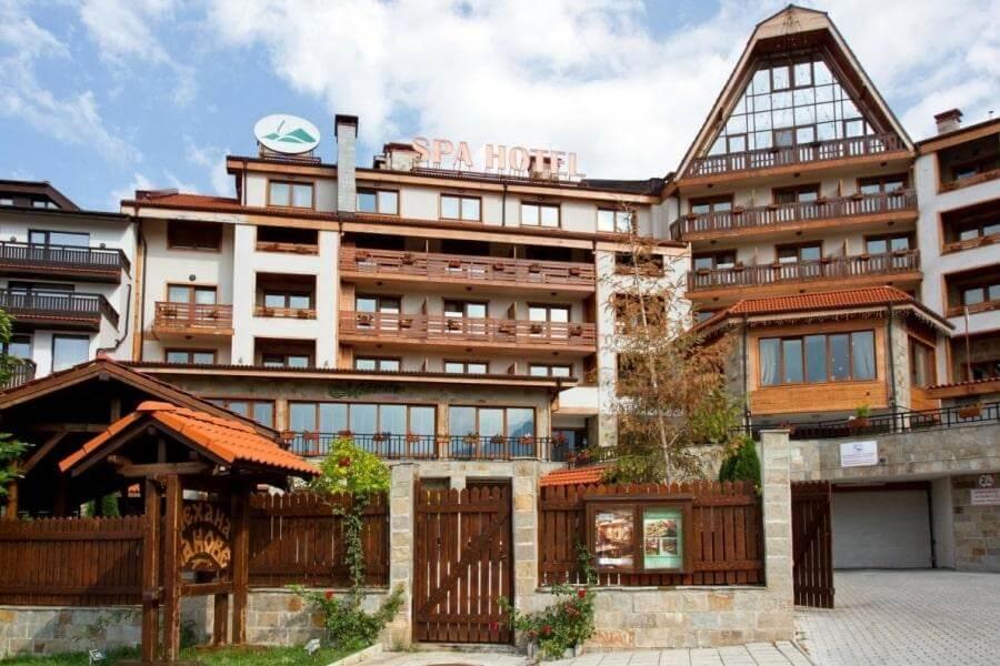 Отель St. Ivan Rilski 4*, Банско