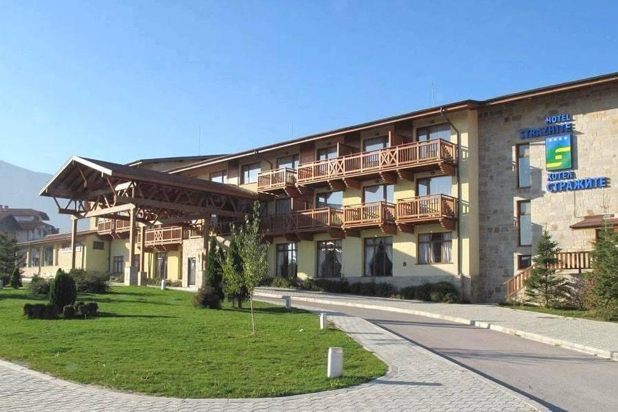4-звездочный отель Strazhite в Банско, Болгария