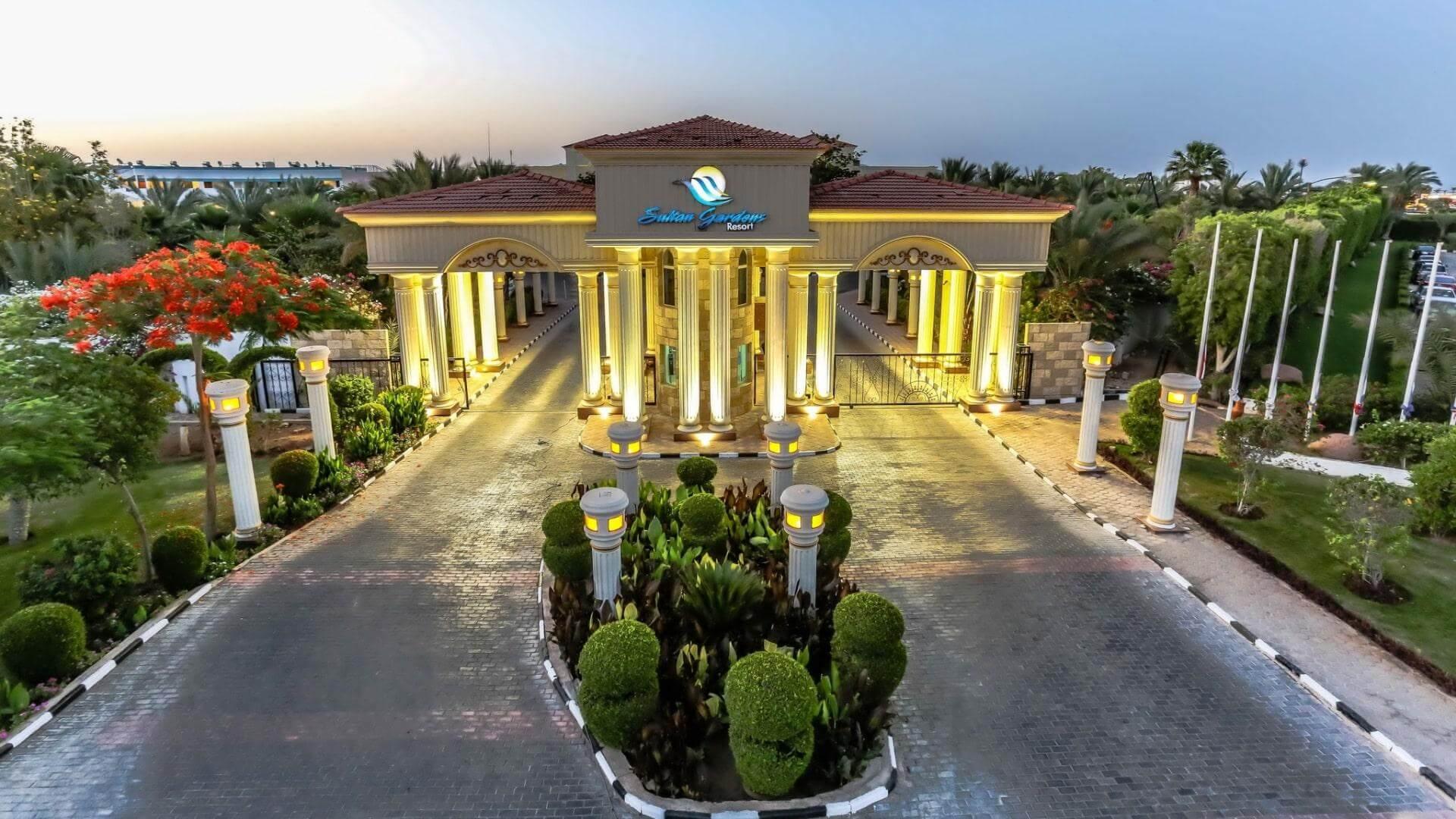 Фото отеля Sultan Gardens 5* в Шарм-эль-Шейхе