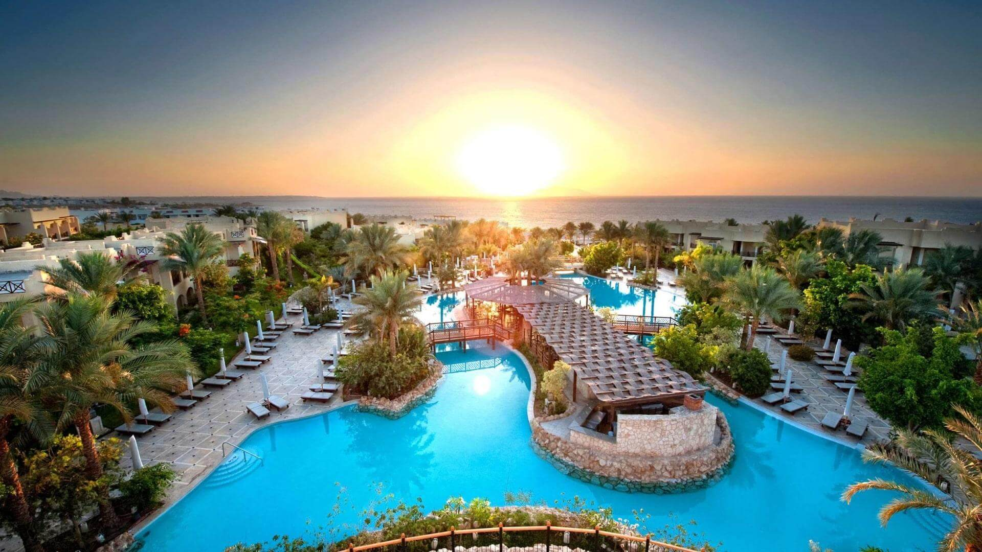Фото отеля The Grand Hotel Sharm El Sheikh 5* в Шарме