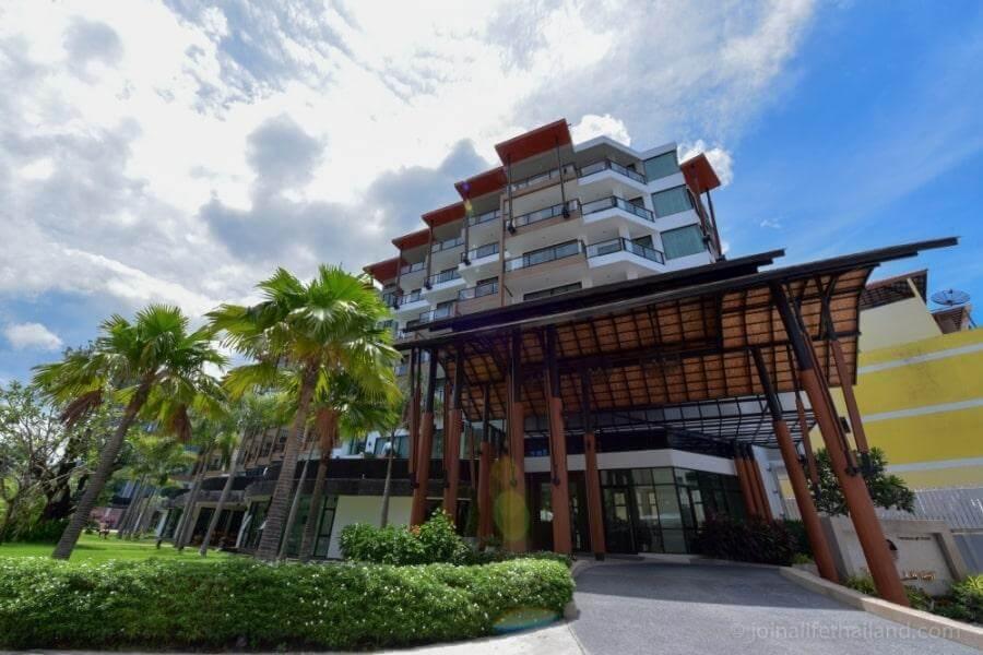 Фото 4-звездочного отеля The Lunar Patong на Пхукете, Таиланд