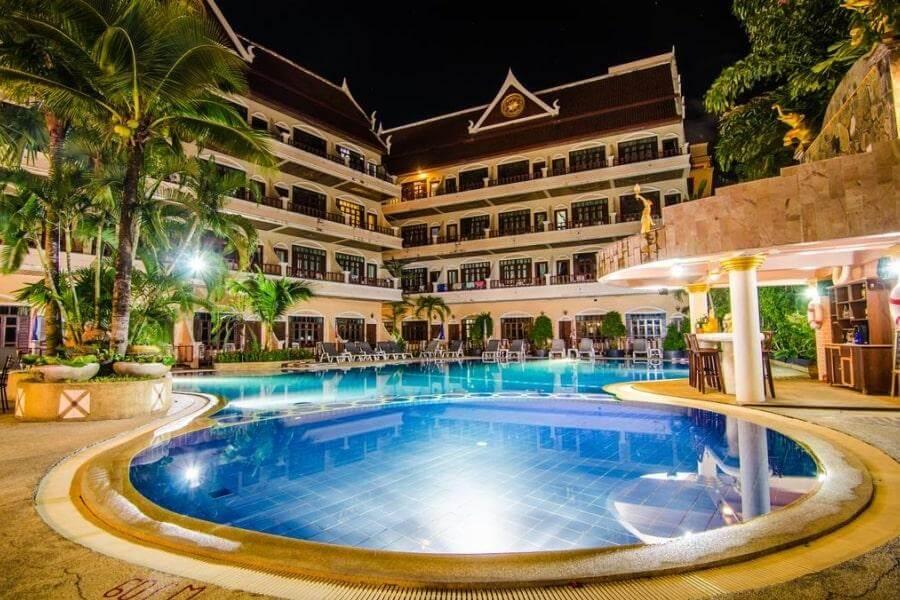 Фото 3-звездочного отеля Tony Resort на Пхукете