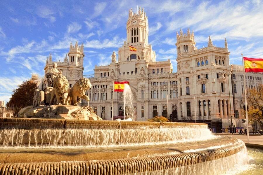 Испания, автобусный тур