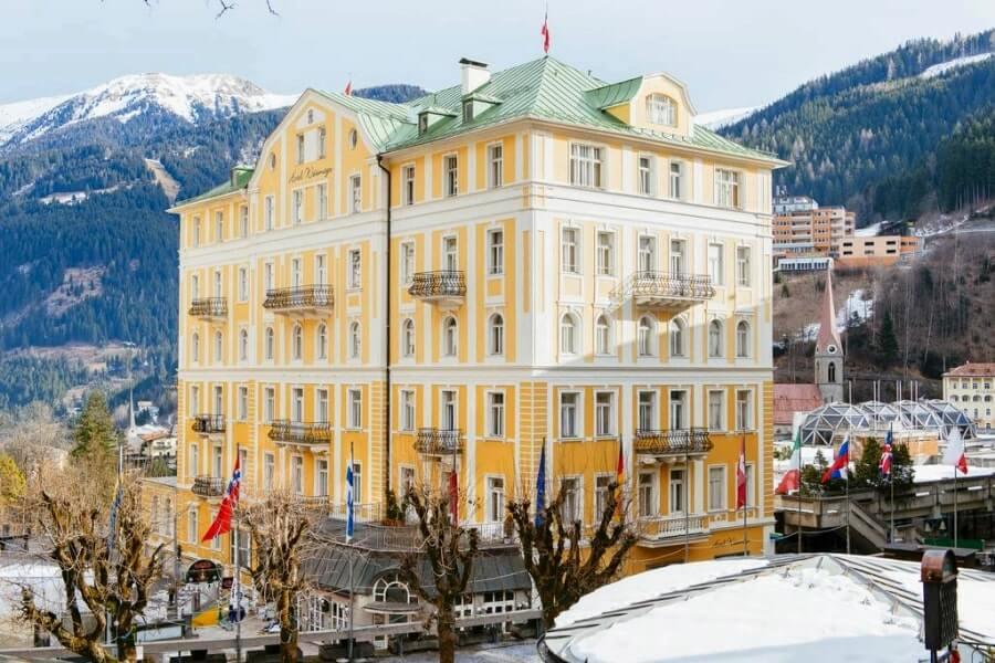 Фото 4-звездочного отеля Weismayr, Бад-Гаштайн, Австрия