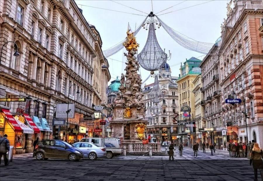 Вена перед Рождеством