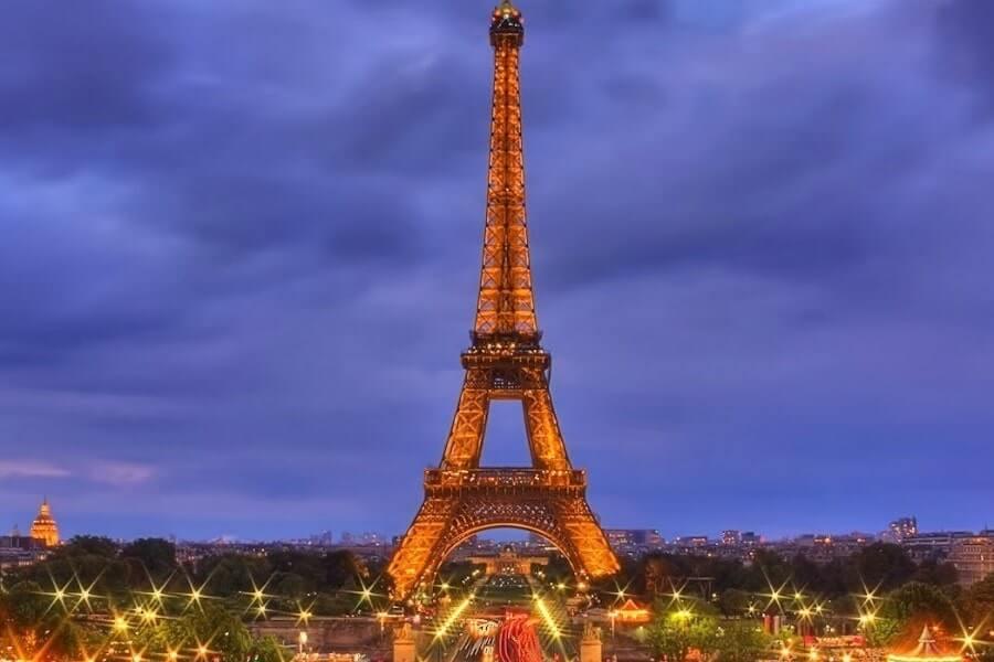 Азартный отпуск в Париже