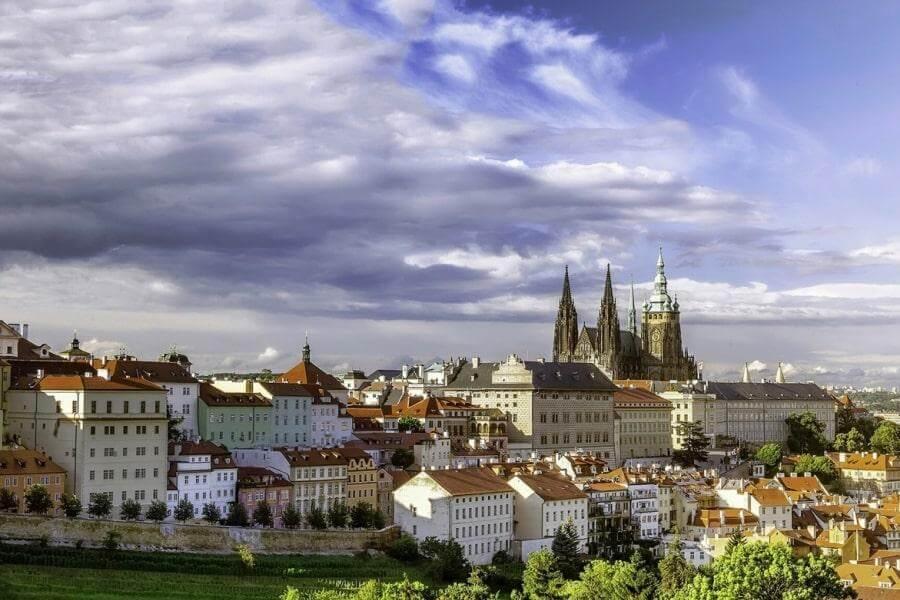 Чешская Прага