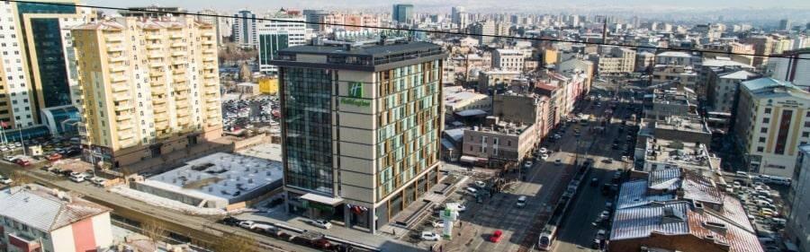 Holiday Inn Kayseri рядом с Эрджиесом