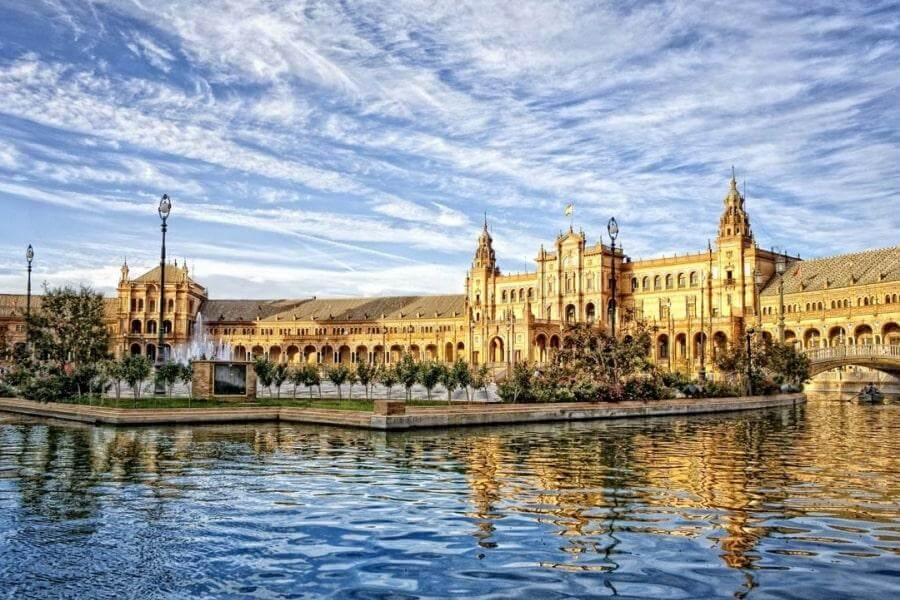 Автобусный тур в Испанию