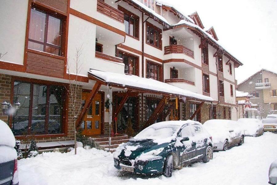 3-звездочный отель Friends в Банско, Болгария