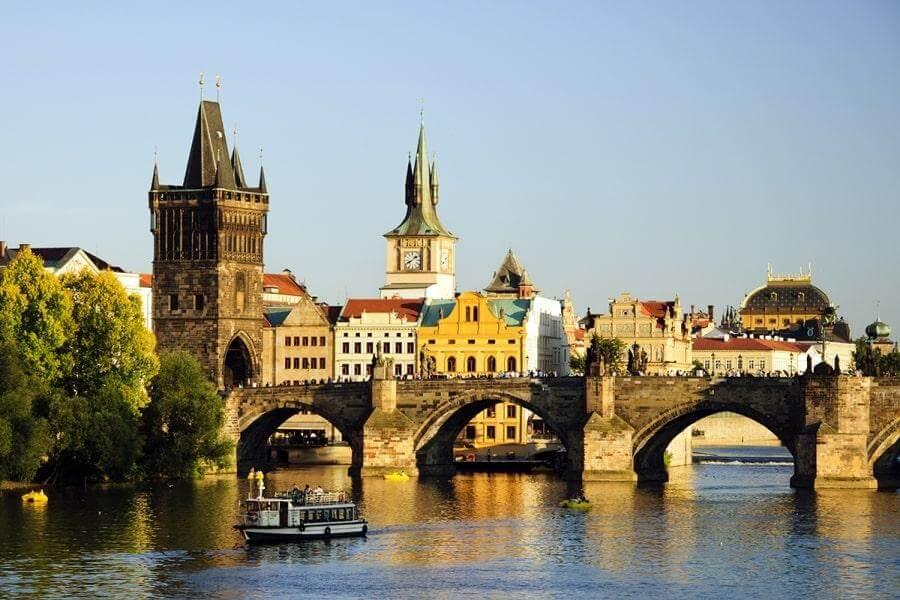 Фото города Праги, Чехия