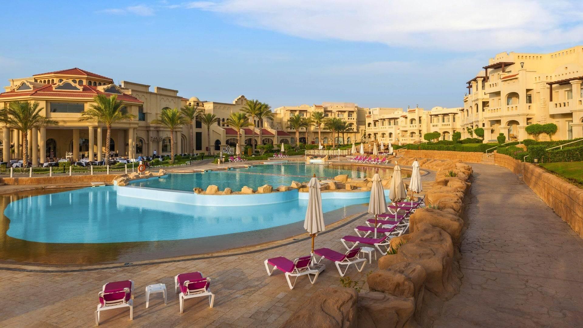 5-звездочный отель Rixos Sharm El Sheikh в Шарме