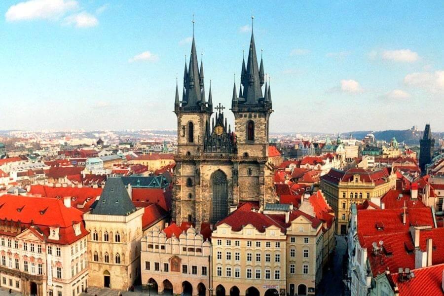 Прага и ее достопримечательности