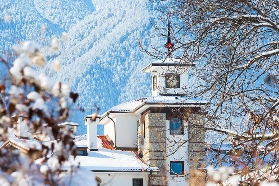 Зимний Банско