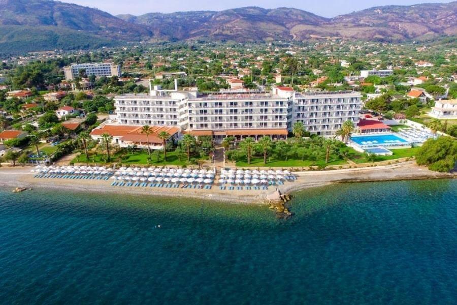 Фото отеля Bomo Calamos Beach 3* в Аттике