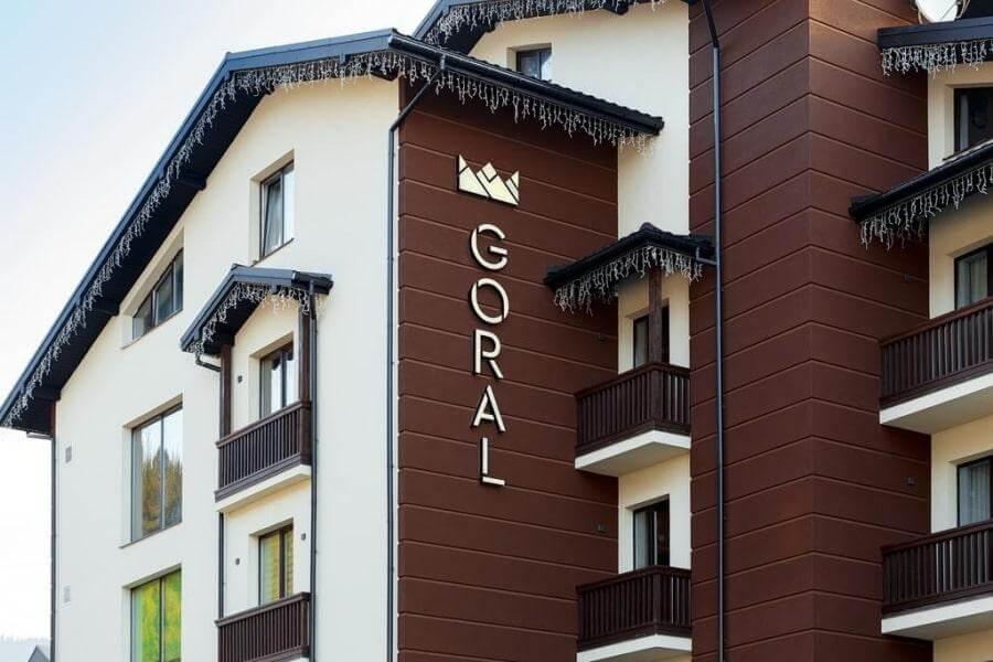 Фото отеля Goral Hotel & Spa 4* в Карпатах