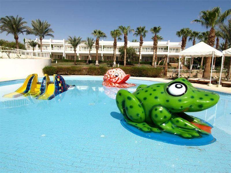 Детский бассейн в отеле Monte Carlo Sharm Resort & Spa 5*