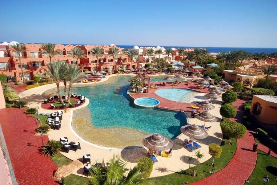 Фото отеля Nubian Island 5* в Шарме