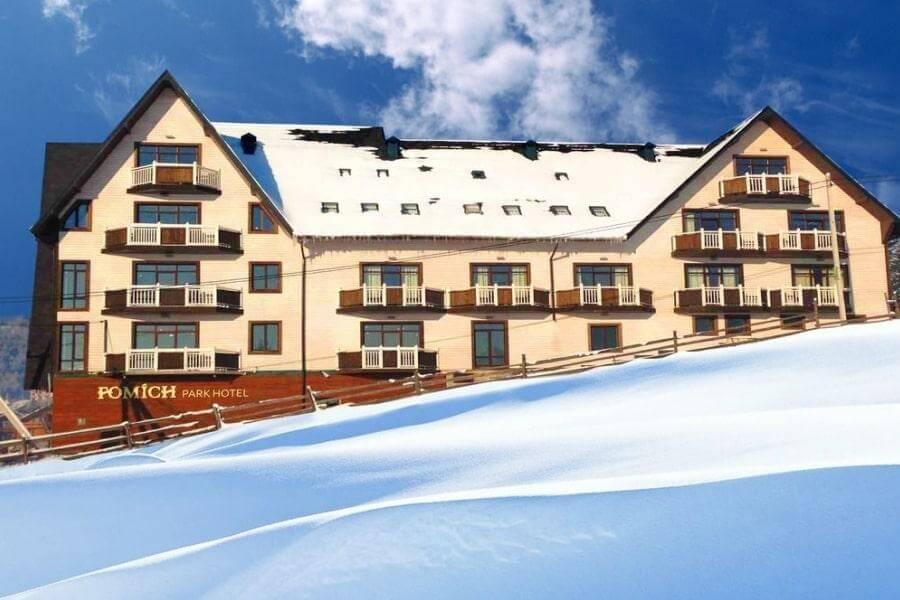 Отель Park Hotel Fomich 3* в Карпатах