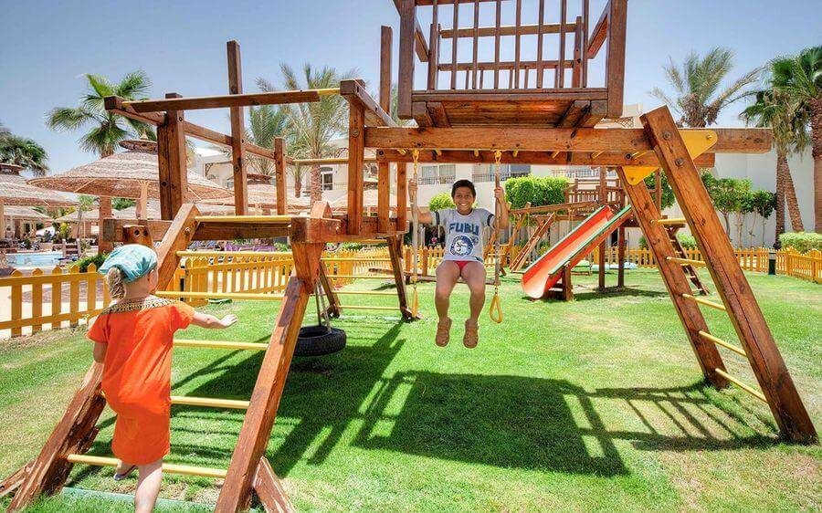 Дети на отдыхе в отеле Sierra 5* в Шарме
