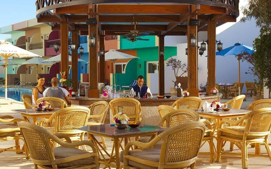 Фото ресторана в отеле Sierra 5* в Шарме