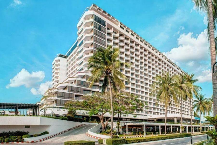 Фото отеля Ambassador City Jomtien (Tower Wing) 3* в Паттайе