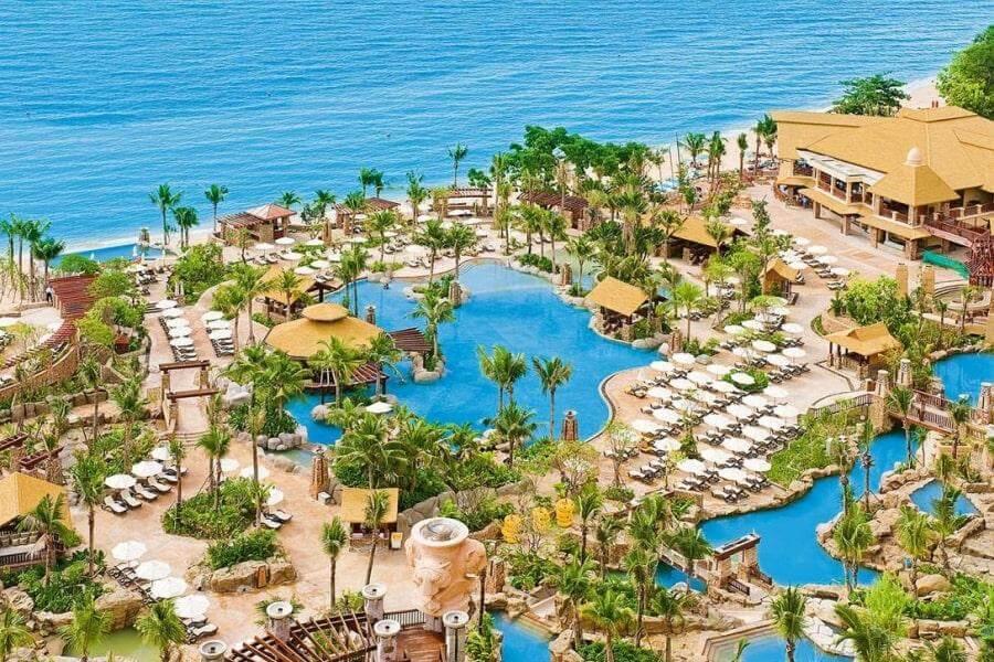 Фото отеля Ravindra Beach Resort & Spa 5* в Паттайе