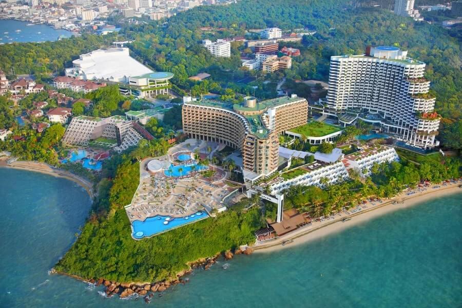 Фото отеля Royal Cliff Beach Resort (Royal Wing Suites & Spa) 5* в Паттайе