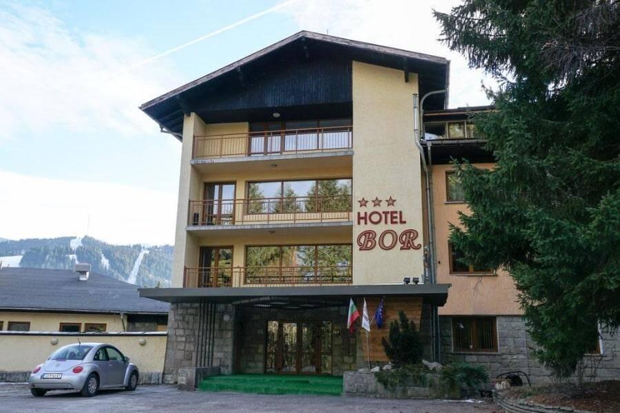 Фото отеля Bor (Borovets) 3* в Боровце
