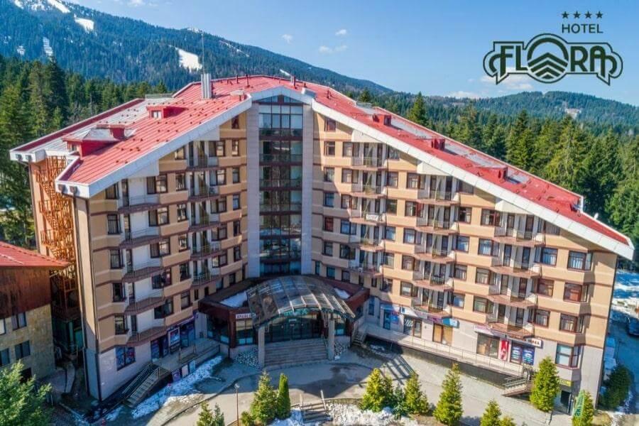 Фото отеля Flora Complex 4*,в Боровце